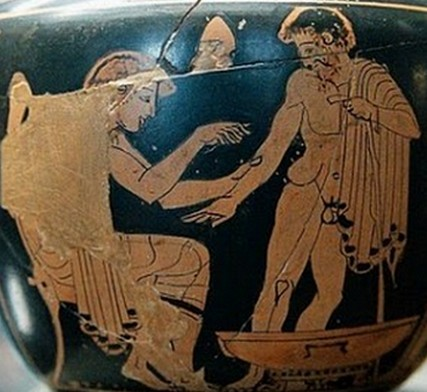olive oil used by Ancient Greeks