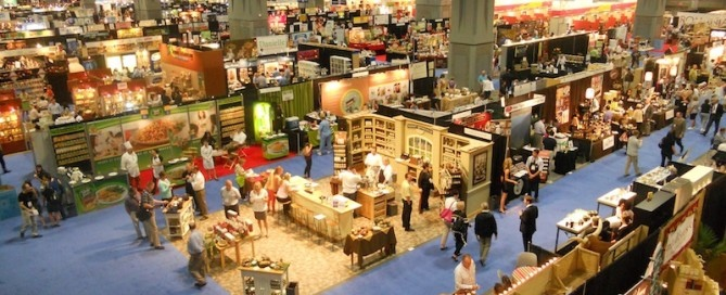 The IOC At The Fancy Food Show In New York From 29 June To 1 July Olive Oi