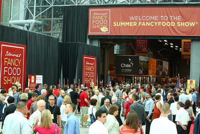 Largest Specialty Food And Beverage Event Held At New York City Olive Oil M