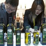 olive oil china