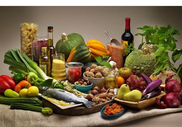 Why the Mediterranean diet just may be the most delicious