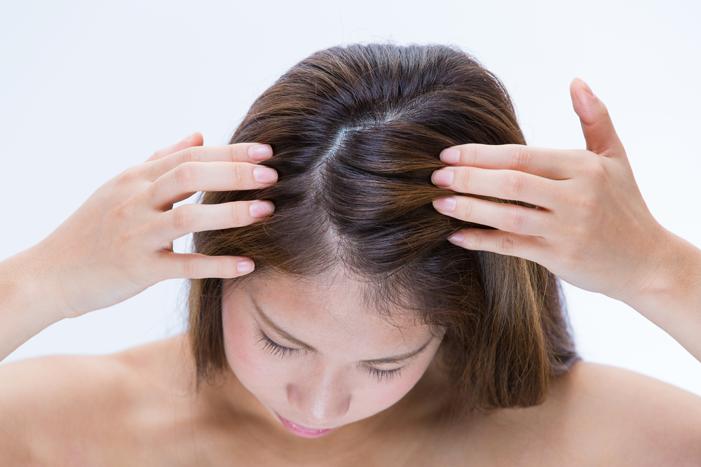 Eliminate an Itchy Scalp